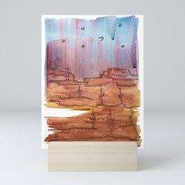 Painted Desert 7 Mini Art Print