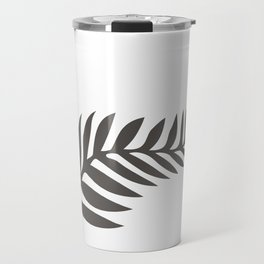 Silver Fern of New Zealand Travel Mug