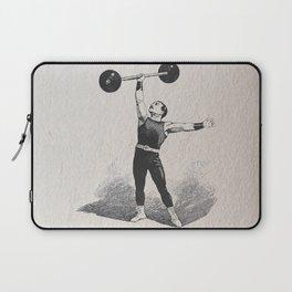 Strong man Laptop Sleeve