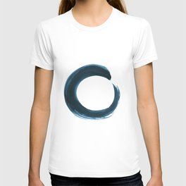 Enso Serenity No.6q by Kathy Morton Stanion T-shirt