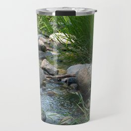 Stream in Mt Lemmon Travel Mug