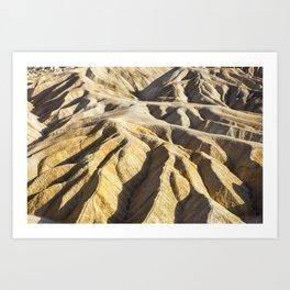 Death Valley Art Print