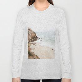 Malibu California Beach Long Sleeve T-shirt