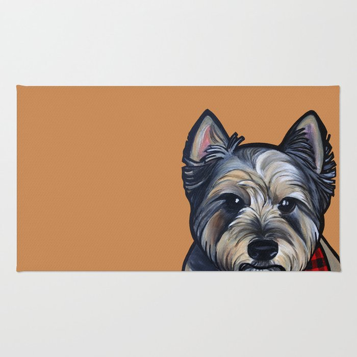 Rigoletto the cairn terrier Rug