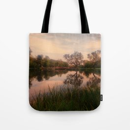 Embrace the Autumn Tote Bag