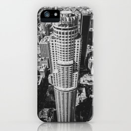 US Bank Tower iPhone Case