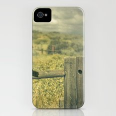 I'm on a plain iPhone (4, 4s) Slim Case