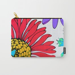 Flower Power! Carry-All Pouch