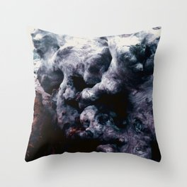 Ghost Coast Throw Pillow