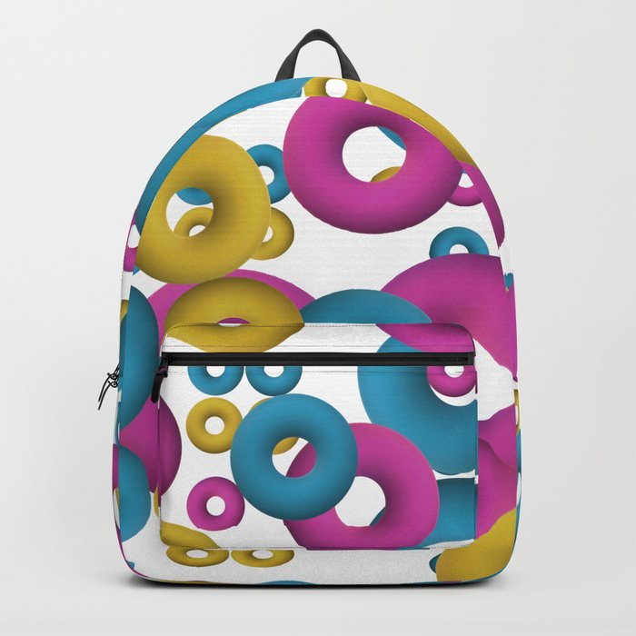 minimalist Fruity loops! Backpack by gasponce