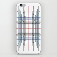 3d iPhone & iPod Skins featuring 3D by Jerry Watkins