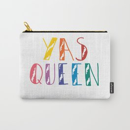 YAS QUEEN Rainbow Carry-All Pouch