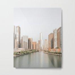 Chicago Grant Park Metal Print