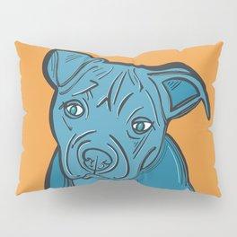 American Pit Bull Pop Art Pillow Sham