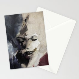 Perception of beauty Stationery Cards