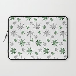 Weed Illustrated Laptop Sleeve