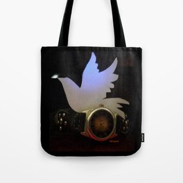 Time For Peace On Earth Tote Bag