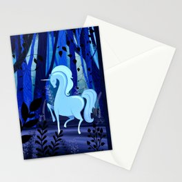 The Loveliest Of Them All Was The Unicorn Stationery Cards