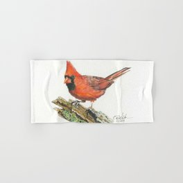 Cardinal Hand & Bath Towel