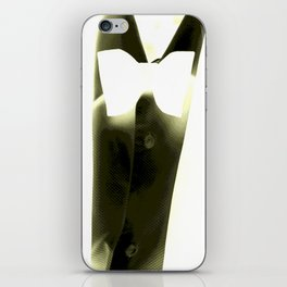 Vintage: X-Ray Fred iPhone Skin