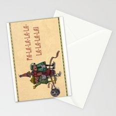 Fa la la la la Stationery Cards