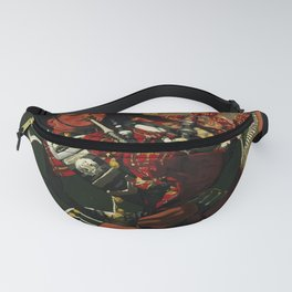Affiche scotland   the pipers of the black watch. circa 1930s  Fanny Pack