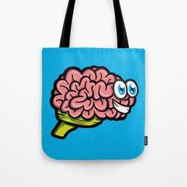 Happy Brain Tote Bag