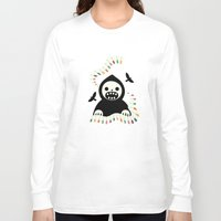 destiny Long Sleeve T-shirts featuring Destiny Movement by Andy Westface