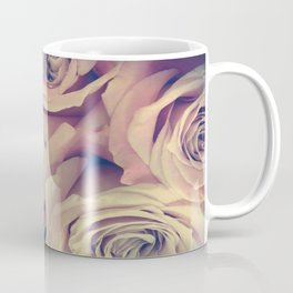 Retro Roses Coffee Mug