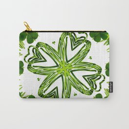 Greenery No. 3 Carry-All Pouch
