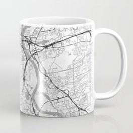 Hartford Map Line Kaffeebecher