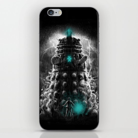 Shadow Of The Dalek iPhone & iPod Skin