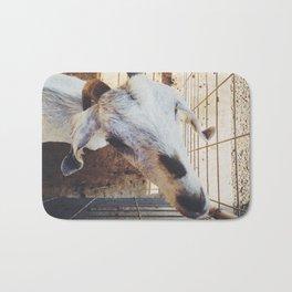 mama goat Bath Mat