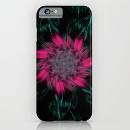 Rose Burst iPhone Case