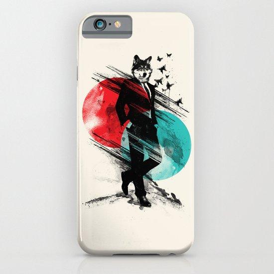 Wolfman iPhone & iPod Case