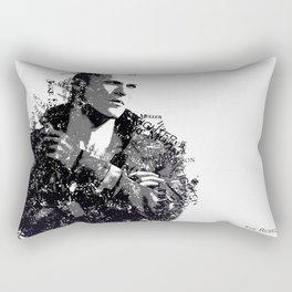 The Rebel One Rectangular Pillow