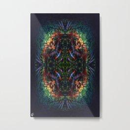 Crustacean Metal Print