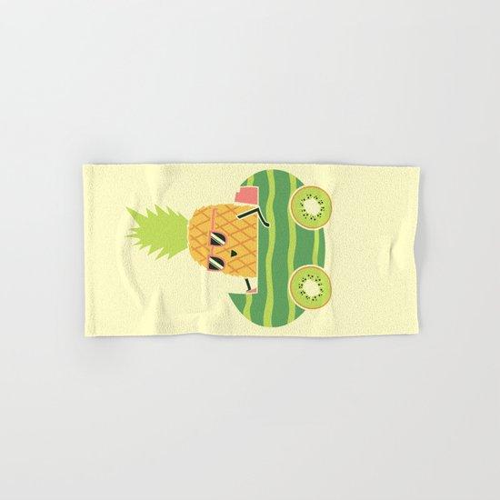 Summer Drive Hand & Bath Towel