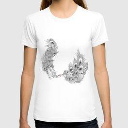 Peacock III T-shirt