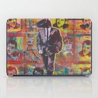 dino iPad Cases featuring Dino by Bobby Doran