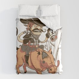 Giddy Up! Comforters