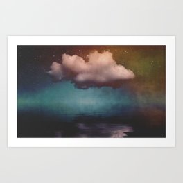 The Caribbean  Art Print