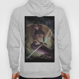 Lost World- Sirena's Primal Power Hoody