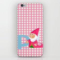 p for princess iPhone & iPod Skin