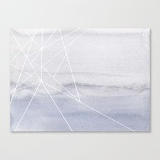 Water and Color 5 Canvas Print