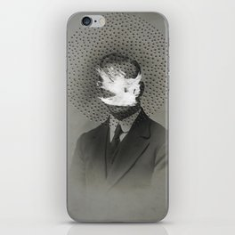 Obscured iPhone Skin