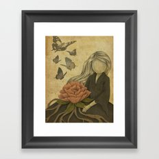 Fragranced Framed Art Print