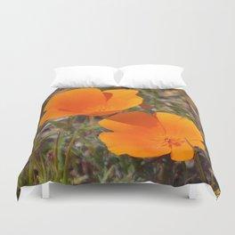 Poppies Duvet Cover