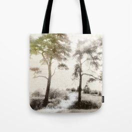 Peace before the Storm Tote Bag