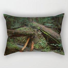Humboldt Redwoods State Park Rectangular Pillow